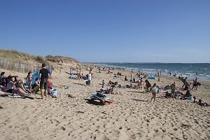Sainte Barbe Beach - Plouharnel
