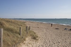 Mane Guen Beach - Plouharnel