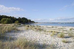 Sables Blancs Beach - Plouharnel
