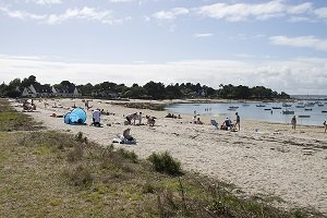 Large Beach - Concarneau
