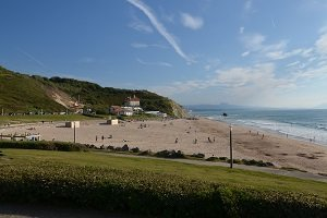Spiaggia Ilbarritz