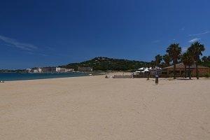 Marina Beach - Cogolin