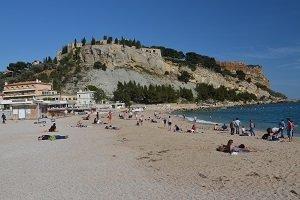 Strand Grande Mer - Cassis