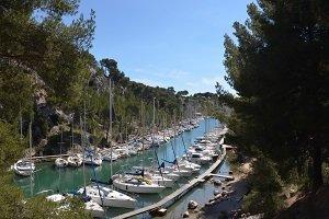 Calanque of Port-Miou - Cassis