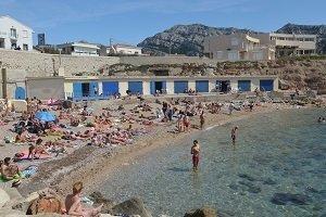 Spiaggia del Bain des Dames