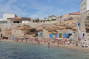 Spiaggia Colombet
