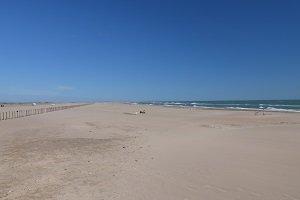 Spiaggia di Piemanson - Salin-de-Giraud