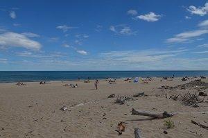 Spiaggia di Bagnas