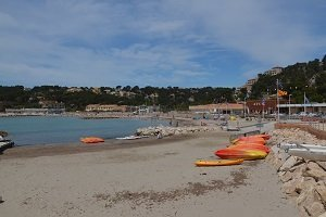 Spiaggia del Rouet