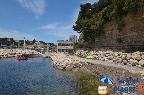 Spiaggia del Porto o di Fernandel
