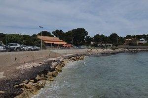 Spiaggia della Tuilière (Mar)