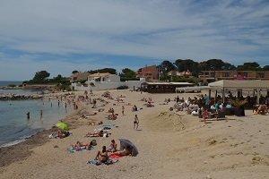 Spiaggia delle Baumettes - Sausset-les-Pins