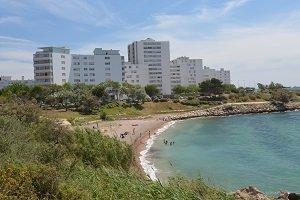 Spiaggia Les Aigues Douces