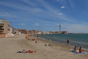 Spiaggia di Saint Gervais