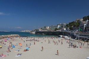 Spiaggia del Prophète - Marsiglia
