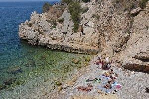 Spiaggia della Batterie des Lions
