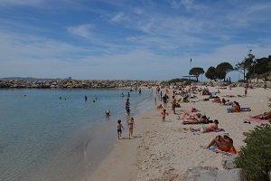 Spiaggia dell'Estaque – Spiaggia di Corbière