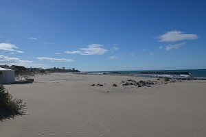 Saint-Vincent Beach - Grau d'Agde