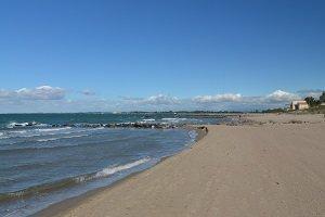 Spiaggia della Tamarissière