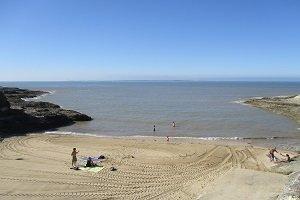 Saint Sordelin Beach - Vaux-sur-Mer