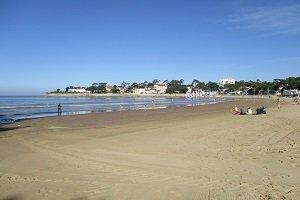 Nauzan Beach - Saint-Palais-sur-Mer