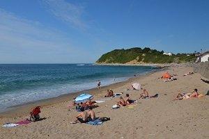 Spiaggia d'Erromardie