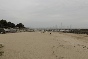Spiaggia di Noëveillard