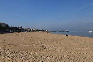 Spiaggia centrale - Arcachon