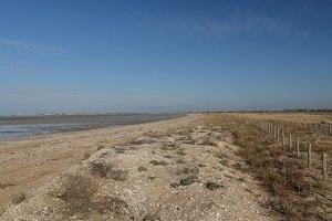 Marouillet Beach - Marais d'Yves Beach - Yves