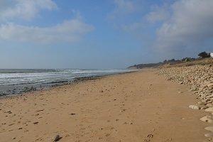 Belesbat Beach - Ragnette - Saint-Vincent-sur-Jard