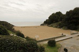 Spiaggia di Porteau