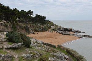 Spiaggia dei Sablons