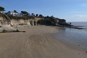 Cadet Beach - Meschers-sur-Gironde