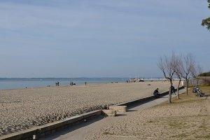 Spiaggia del Moulleau