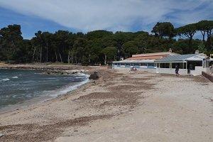 Sainte Asile Beach - Saint-Mandrier-sur-Mer