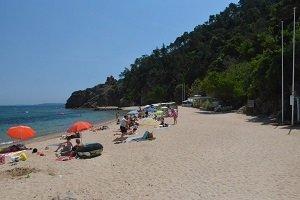 Spiaggia dell'Aiguille