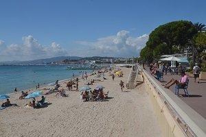 Spiaggia della Croisette Est