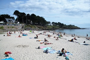Plage de Port Navalo - Arzon