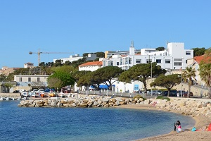 Beach for Dogs - La Ciotat