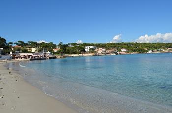 Spiagge Cap d'Antibes