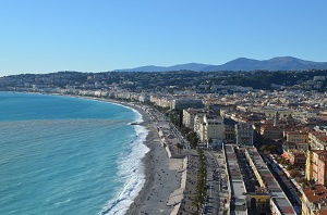 Plages Nice