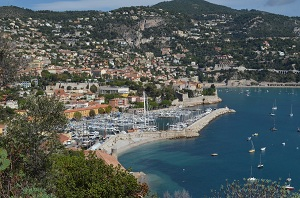Spiagge Villefranche-sur-Mer