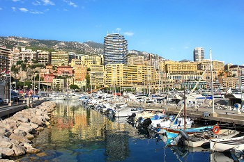 Beaches in Monaco