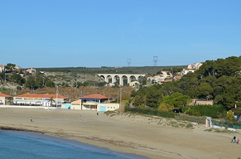 Beaches in Martigues