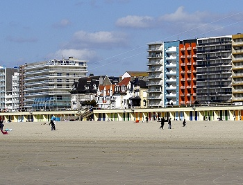 Beaches in Le Touquet-Paris-Plage