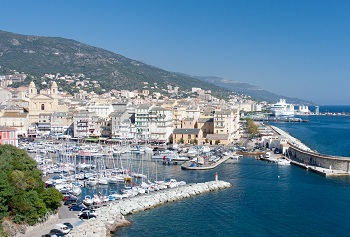 Beaches in Bastia