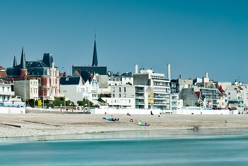 Beaches in Le Havre