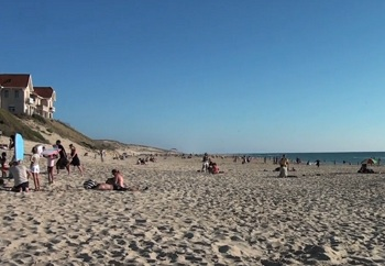 Beaches in Biscarrosse