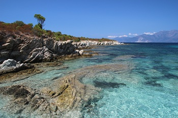 Beaches in Saint-Florent