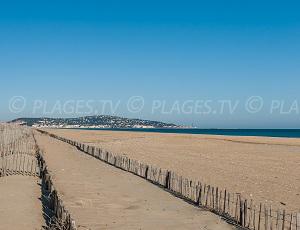Spiagge Sète